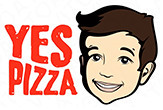 YES Pizza Logo